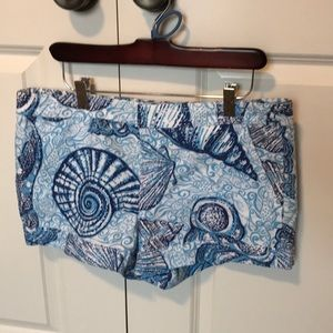 Lilly Pulitzer Originals Seashell Shorts